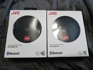 Jvc portable wireless speaker bluetooth for Sale in Pasadena, TX