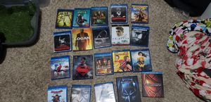Movies Lot [NO SPIDER-MAN TRILOGY] for Sale in Hillsboro, OR