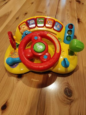 Baby Steering Wheel Toy for Sale in Renton, WA