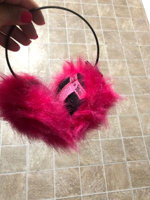 Betsy Johnson Trolls earmuffs for Sale in Houston, TX