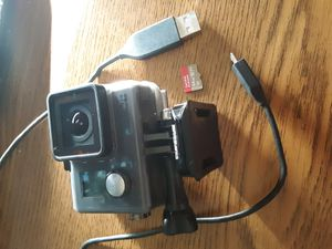 GoPro Hero+ LCD, 60FPS, 1080p, Comes with 64GB-SD & Charging Cable, New & Used, Mint Condition! for Sale in Brooklyn, OH