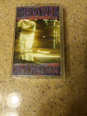 Oringal 1991 Temple of the Dog Cassette for Sale in Payson, AZ