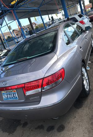 2007 AZERA Hyundai Limited $3500 or best offer ODD 172977 for Sale in Carson, CA
