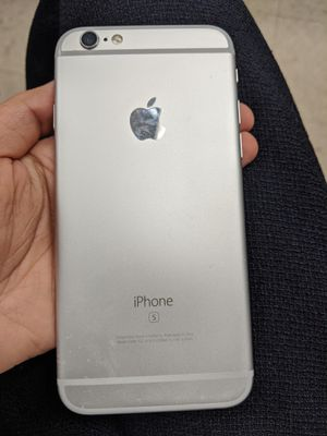 iPhone 6s 16 GB unlocked store Warranty excellent condition for Sale in Winter Hill, MA