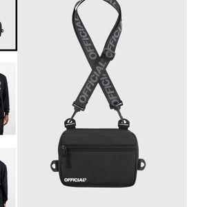 Official Neck Utility Shoulder Bag (black) for Sale in Las Vegas, NV