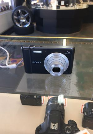 Sony DSC-W800 Digital Camera for Sale in Raleigh, NC