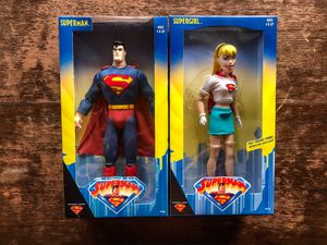 The new adventures of Superman: Superman and Supergirl 1997 for Sale in San Leandro, CA