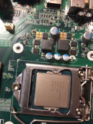 i5 CPU + Dell Motherboard for Sale in Reston, VA