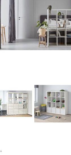 "⬜️ IKEA ""KALLAX"" CUBE STORAGE ⬜️ for Sale in Tacoma,  WA"
