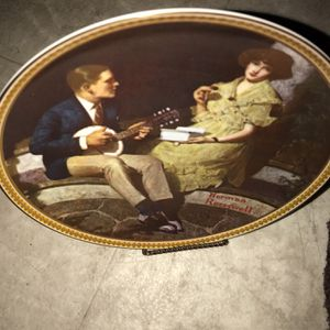 Norman Rockwell Collector Plates 5 for Sale in Buena Park, CA