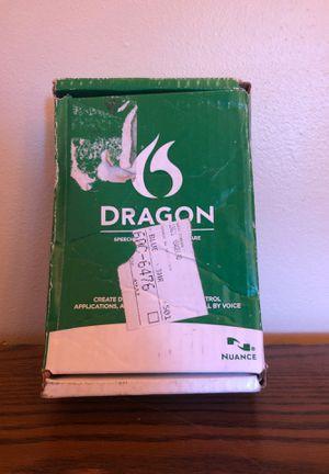 Dragon Naturally Speaking for Sale in Spokane, WA