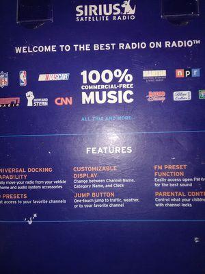 Sirius satellite radio for Sale in Smyrna, TN
