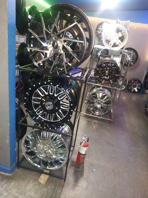 New Rims 39.00 Down Only!!! for Sale in Apopka, FL