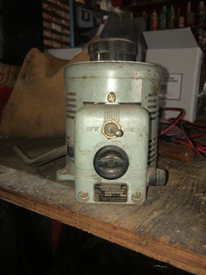 Powerstat Variable Autotransforner for Sale in Grove City, OH