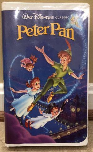 Walt Disney Classic Peter Pan VHS for Sale in Lansdowne, VA