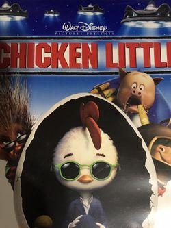 Walt Disney's Chicken Little Dvd Movie for Sale in Elma,  WA