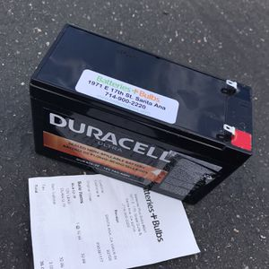 12V LEAD DURA 12-7F for Sale in Santa Ana, CA