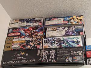 Gundam models for Sale in Portland, OR