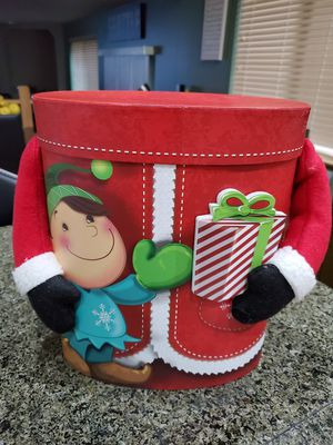 Large Santa Clause Gift Box for Sale in Mill Creek, WA