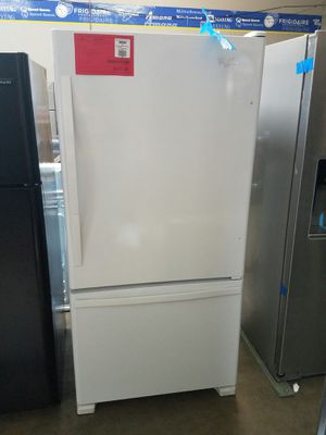 New Bottom Freezer Refrigerator 1 Year Manufacture Warranty Included for Sale in Gilbert, AZ