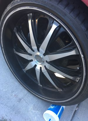 3 rims only for Sale in Las Vegas, NV