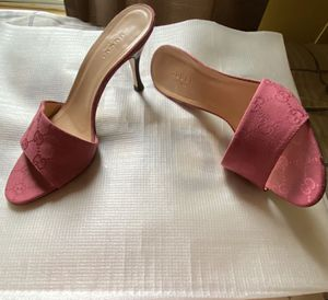 Gucci Hot Pink Slip-on Shoes for Sale in Santa Ana, CA