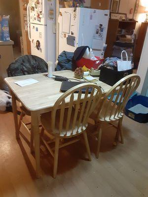 Table for Sale in LAUREL PARK, WV