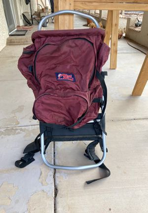 Camping\hiking backpack with bar support for Sale in Mesa, AZ
