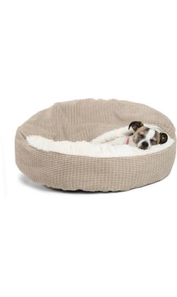Orthopedic Dog/cat Bed With Hooded Blanket for Sale in Lakewood,  CA
