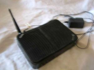 AT&T DSL U-verse PACE Model 5031NV Wireless Internet Modem/Router for Sale in Carpentersville, IL