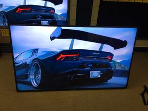 """Sony 65"""" Class - X800H Series - 4K UHD TV - Smart - LED - with HDR 2020 Model XBR65X800H for Sale in Duluth, GA"""