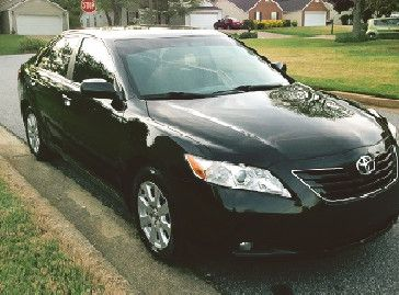 Perfect 2007 Toyota Camry XLE Wheelsss - Works Clean