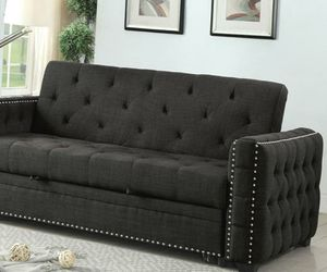 Premium Black Futon for Sale in Littleton,  CO