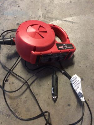 Electric air pump with 12volt cigarette lighter plug. for Sale in Henderson, NV
