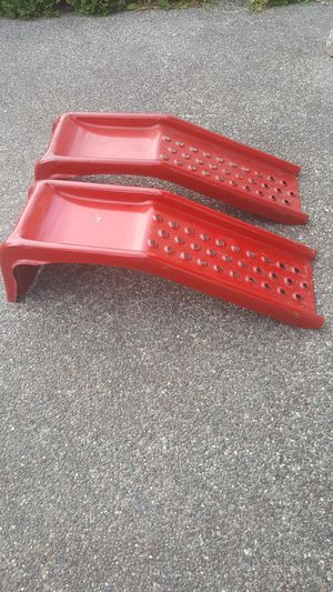 Car maintenance ramps for Sale in Everett, WA