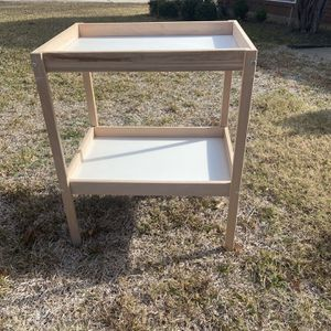 Baby Changing Table for Sale in Arlington, TX