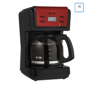 Coffee maker (red or silver) new in box for Sale in Las Vegas, NV