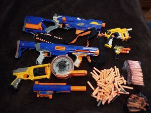 Nerf Collection for Sale in Peoria, IL