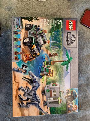 LEGO JURASSIC PARK 75935 for Sale in Renton, WA