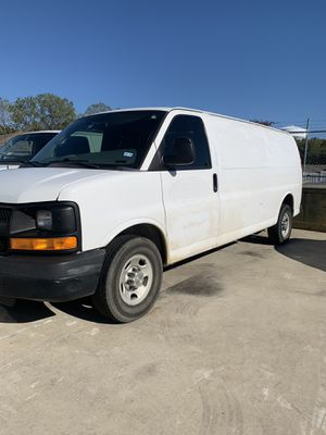 2010-2014Chevy Express 3500 EXT (10 vans) for Sale in Arlington, TX