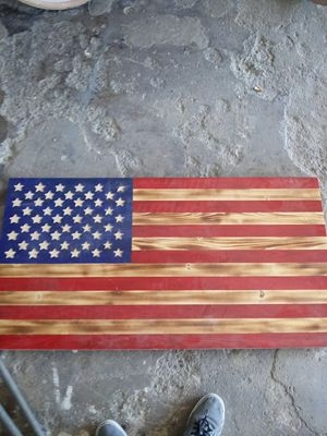 American flag hand made for Sale in Orange, CA