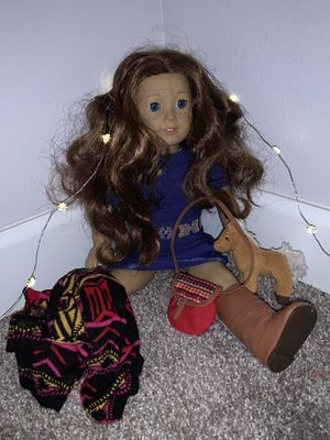 American Girl Doll-Sage for Sale in Seattle, WA