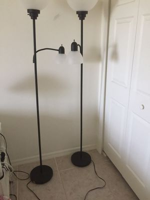Floor lamps for Sale in Fort Myers, FL