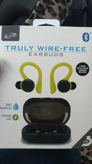 Brand New Truly Wire-Free earbuds!!!!! for Sale in Portland, OR