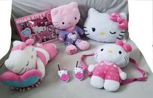 Hello Kitty bundle for Sale in Dallas, TX