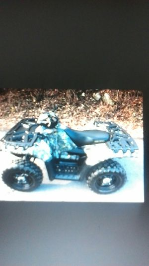 xp550 4x4 Polaris Sportsman , JUST SERVICED 1_owner>>$1000 .No issues, everything works.Contact me only at:---helen2r @ C o m ca s t . n e t--- for Sale in Montgomery, AL