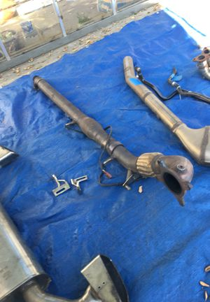 """Audi/Volkswagon - ECS TUNING - 3"""" High Flow Stainless steel 3"""" downpipe with high flow catalytic converter Mfg Part for Sale in Covina, CA"""