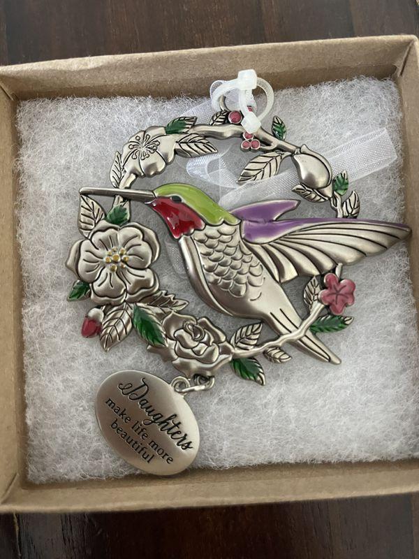 Hallmark Hummingbird Decor