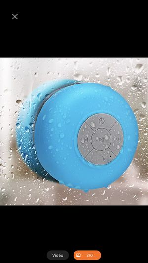 Water Resistant Bluetooth Shower Speakers for Sale in Blandon, PA