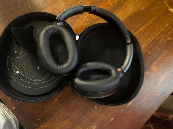 Sony Headphones WH-1000XM2